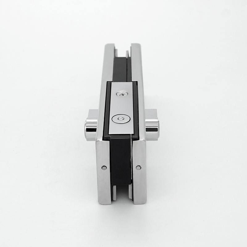 Bottom Lock Patch Fitting With Cylinder Lock Head PF-052D