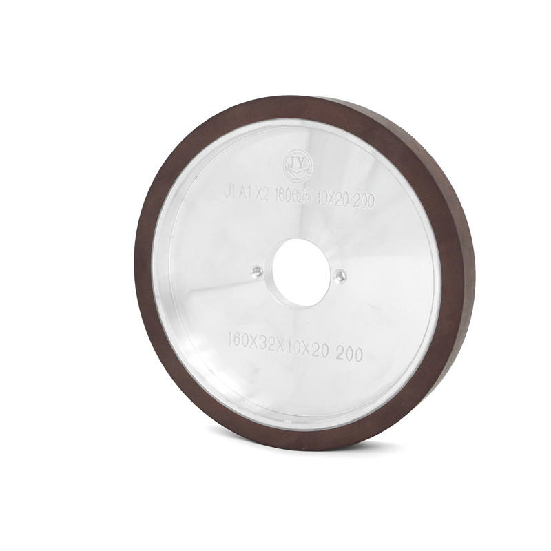Glass Four Edge Machine Accessories Flat Resin Wheel E-FE4