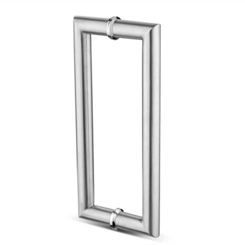 Round Tube Shower Door Handles GDH-022