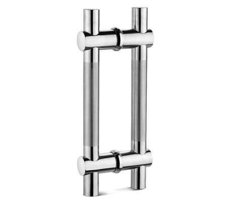 product-Middle Satin H Type Glass Door Pulls Handles GDH-002A-JY-img