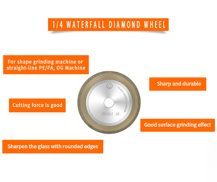 product-Glass Diamond Peripheral wheel 14 arc wheel 4PE-JY-img