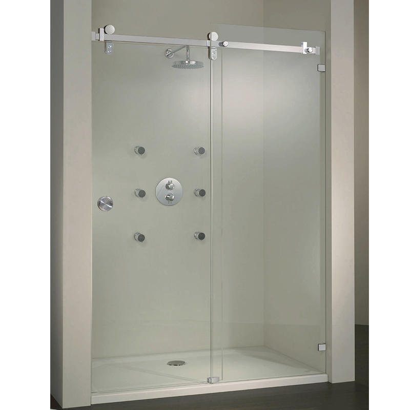 Sliding Shower Screen Glass Door Stainless Steel 304 KA-S003