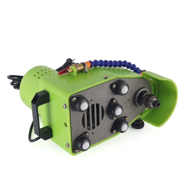 Small portable glass grinding machine 220V GM-G-CN