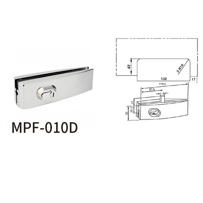 product-Bottom Patch Lock With Columnar Lock Head MPF-010D-JY-img