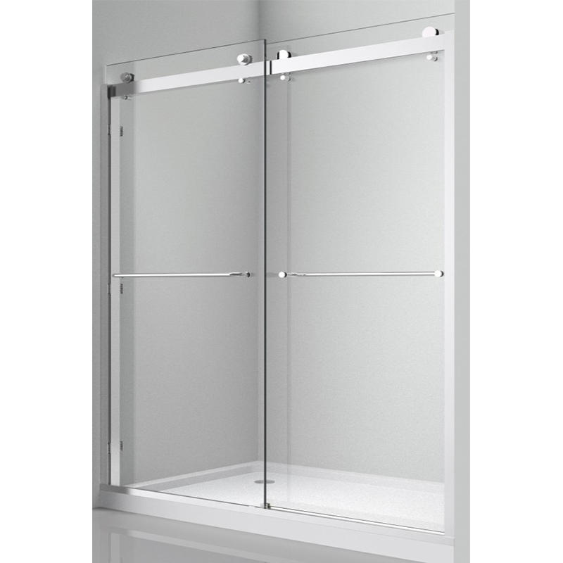 Two-way Sliding Glass Door Stainless Steel 304 KA-S015