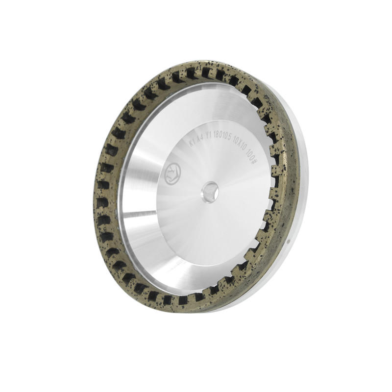 Glass Diamond Wheel Bowl Type Grinding Wheel AN
