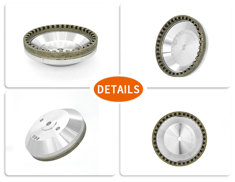 product-Glass Diamond Wheel Bowl Type Grinding Wheel AN-JY-img
