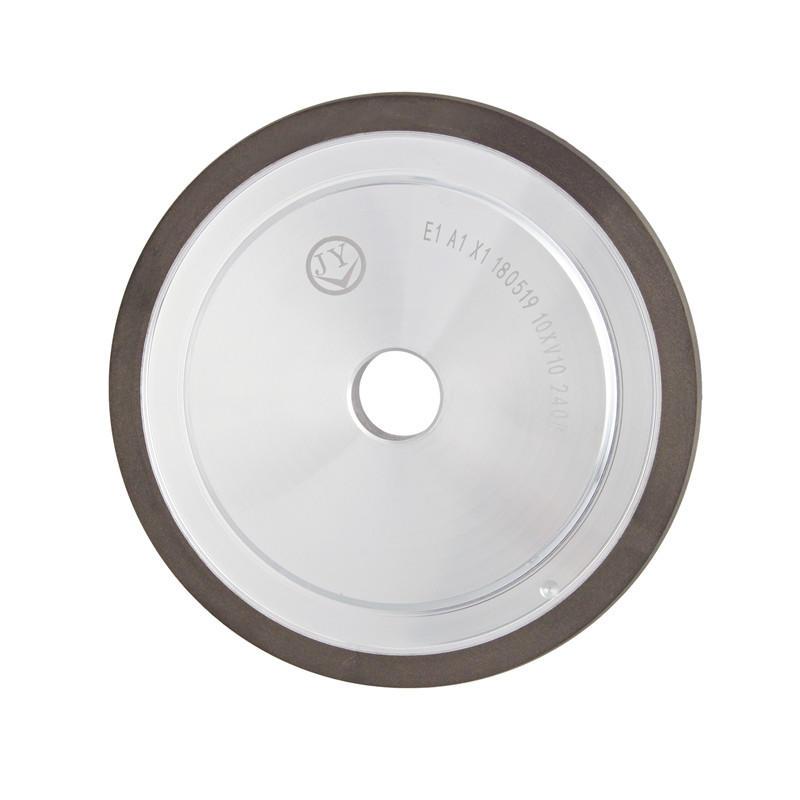 Glass Resin Cup V shape wheel E-V