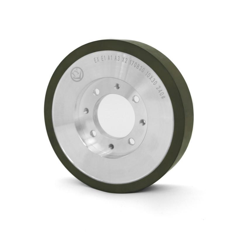 Glass Resin Flat Four Edges Grinding Wheel E-FE4