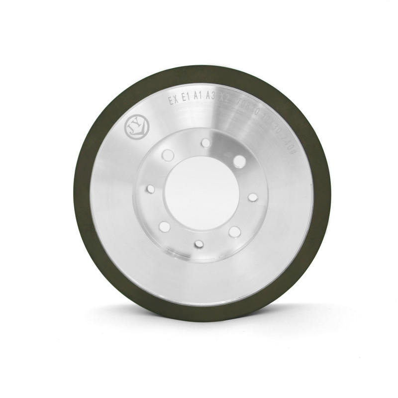 Glass Resin Flat Four Edges Grinding Wheel E-FE4