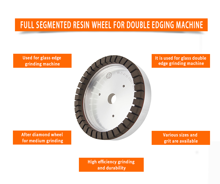 product-Full segmented glass resin wheel for straight line edging machine EQ-JY-img