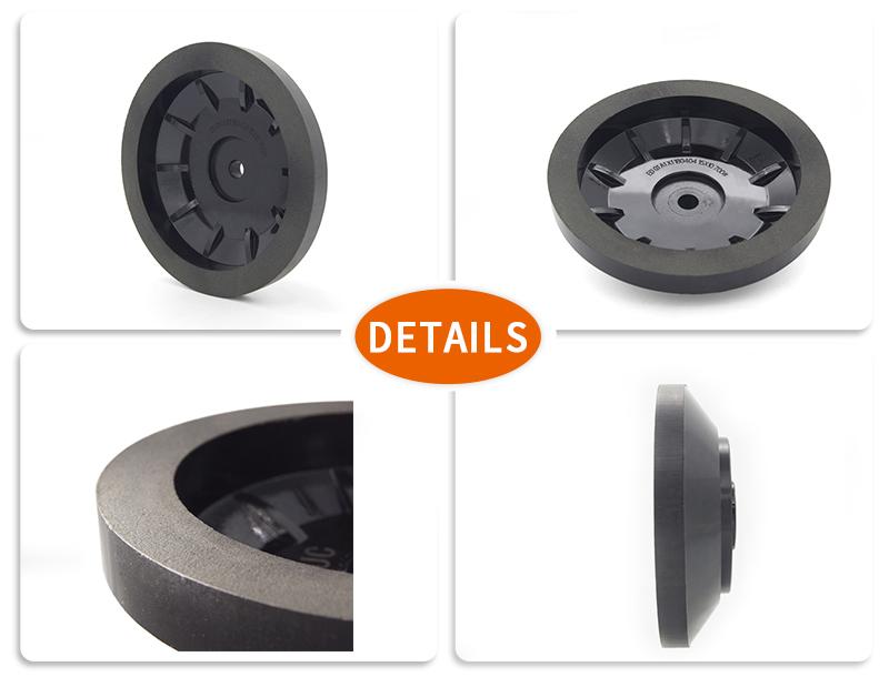 product-Bowl shape resin bond beveling edge grinding wheel for glass ED-JY-img