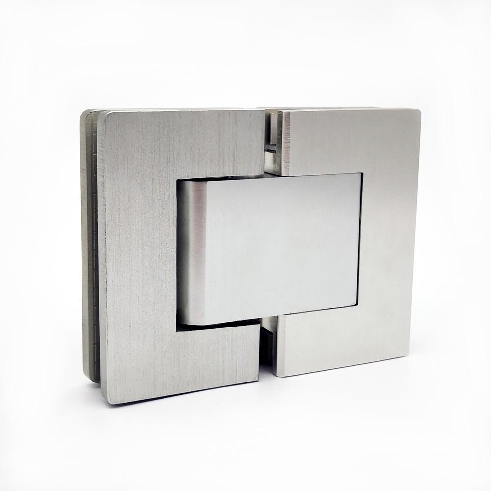 Hinge glass shower door solid brass pivot hinge SH-2-180H