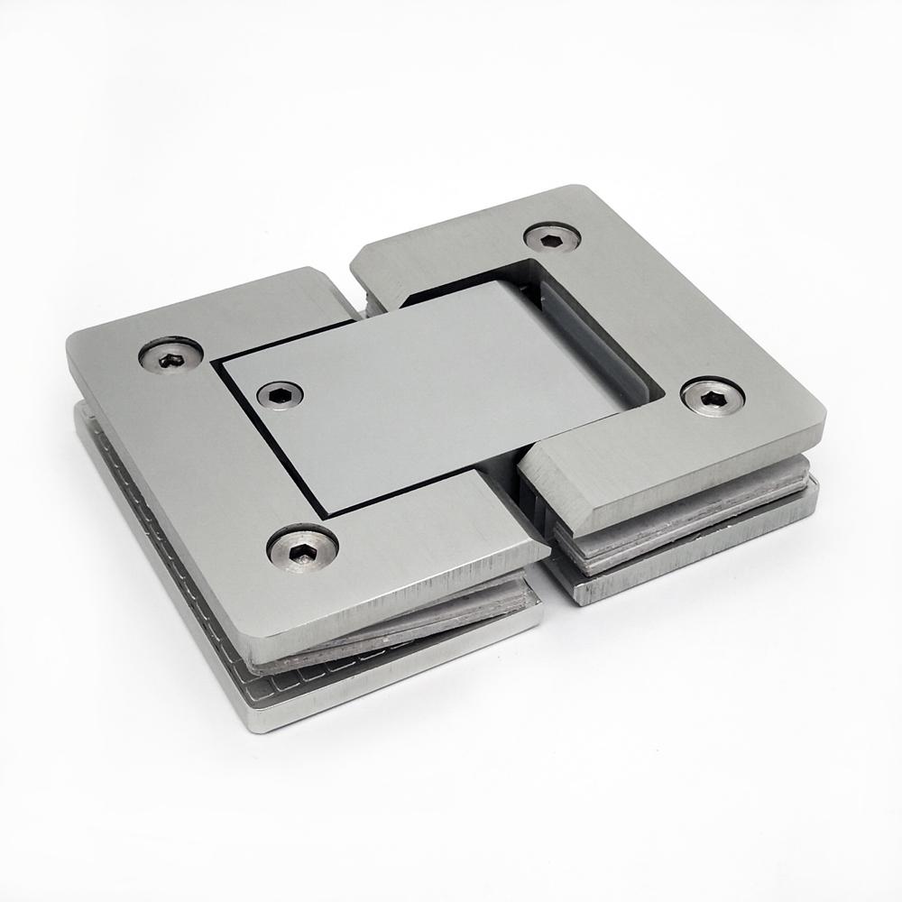 product-Hinge glass shower door solid brass pivot hinge SH-2-180H-JY-img