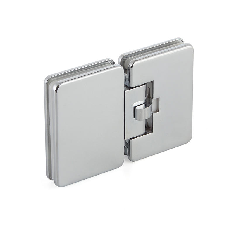 Glass To Glass Curve Shower Door Glass Hinges SH-4-T1AD