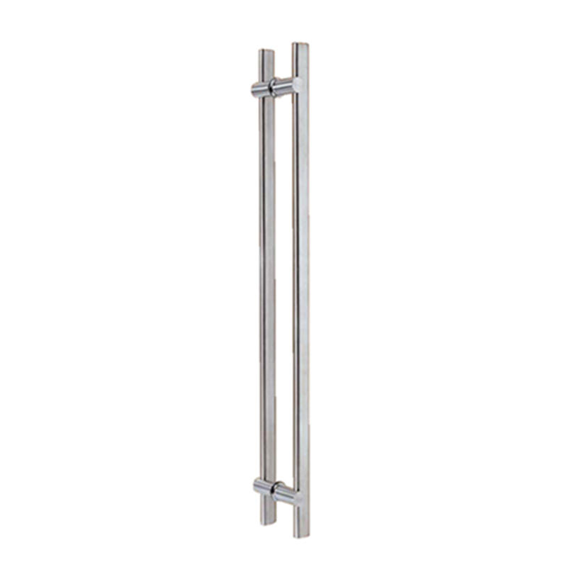 SUS304 25mm Tube Glass Door Pulls Handles GDH-28