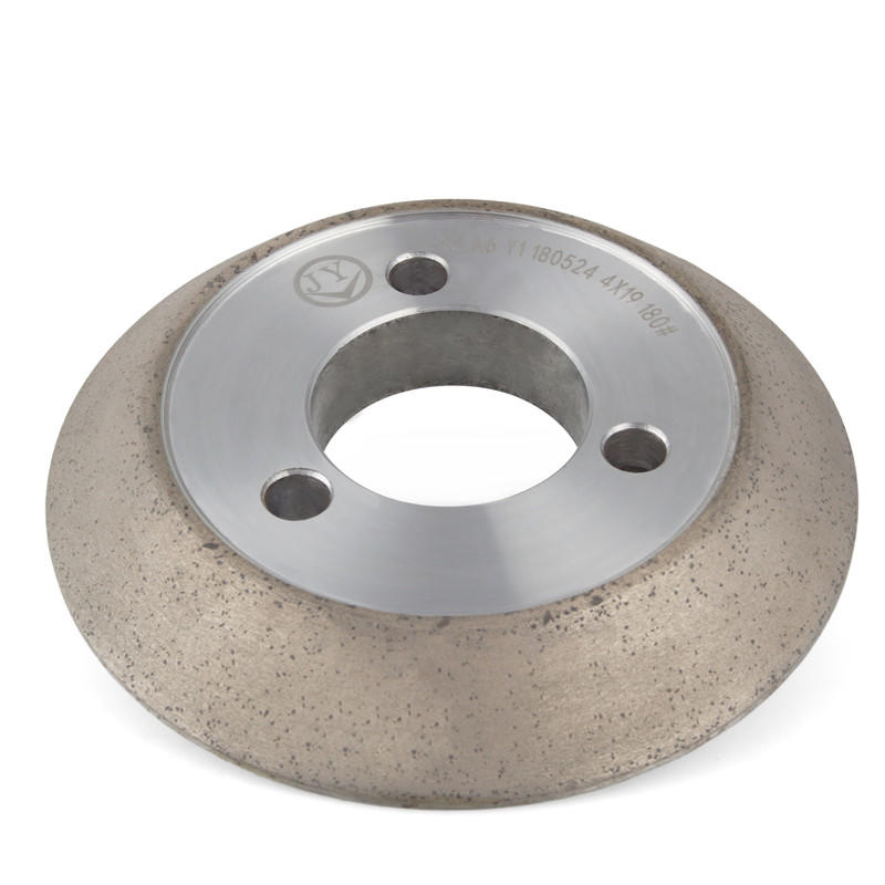 45 degree diamond grinding wheel for shape edging machine A-M45