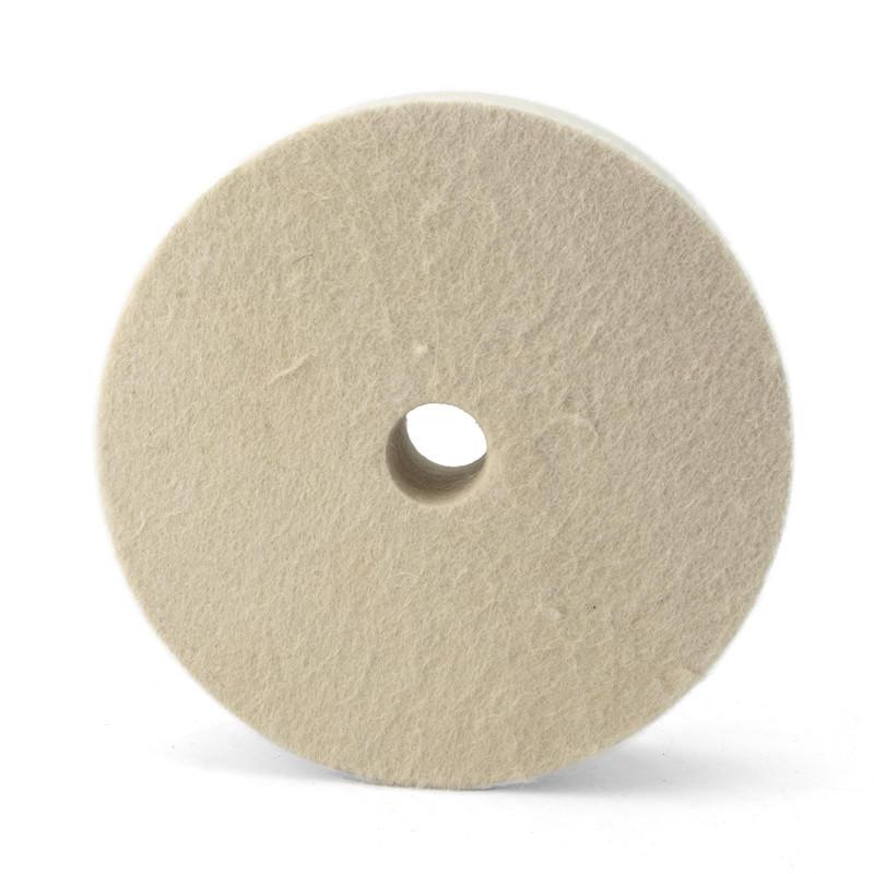 China Pure Wool Peripheral Polishing Wheel FP