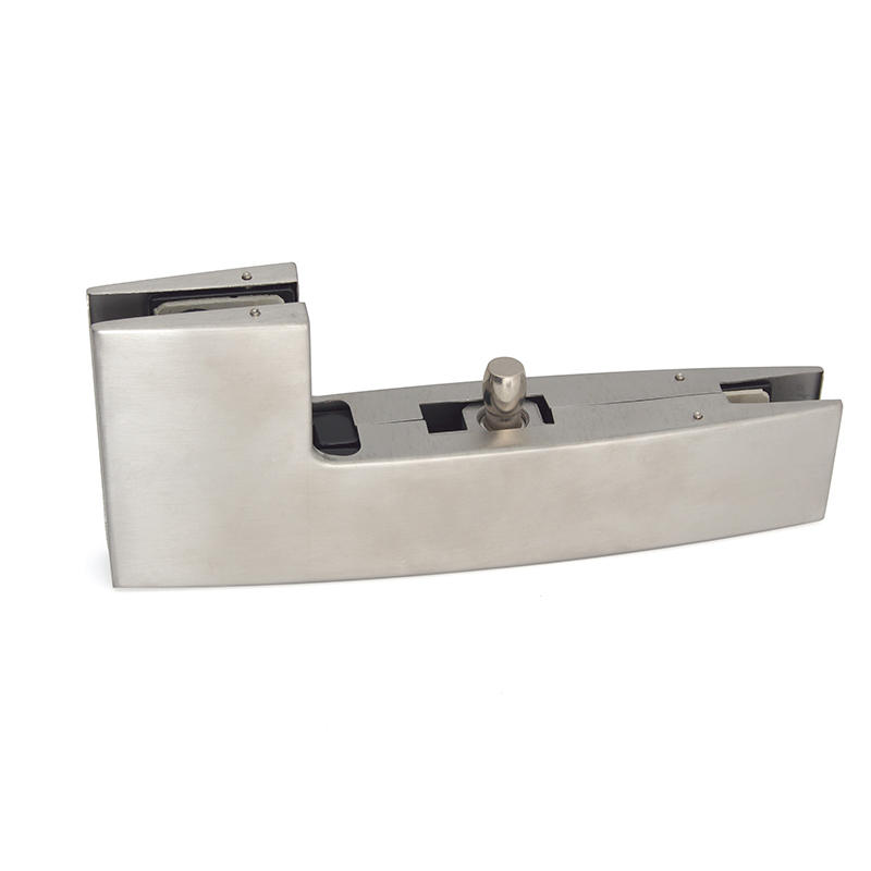L Shape Glass Door Patch Fitting MPF-040