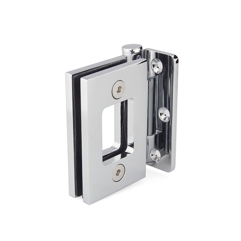 Glass shower door pivot hinges SH-7-62
