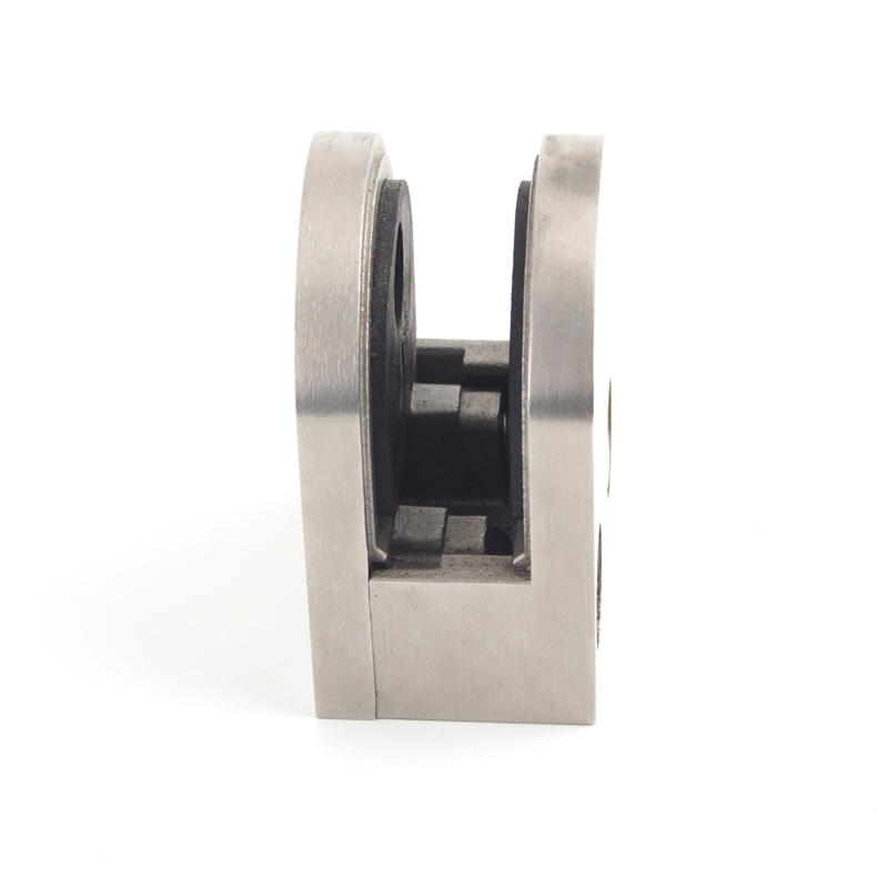 Wall Mount Handrail Glass Clip GC-014F