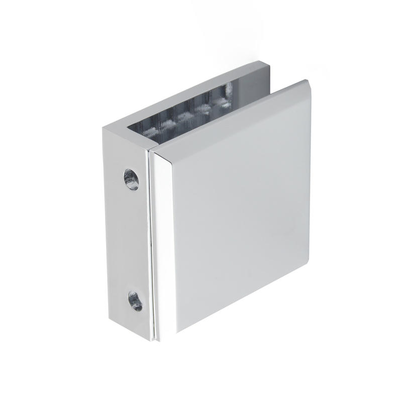 Wall to Glass Shower Door Glass Clips GC-00CD4