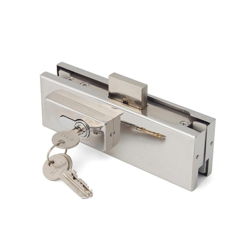 Bottom Patch Lock With Rectangular Lock Head PF-010D