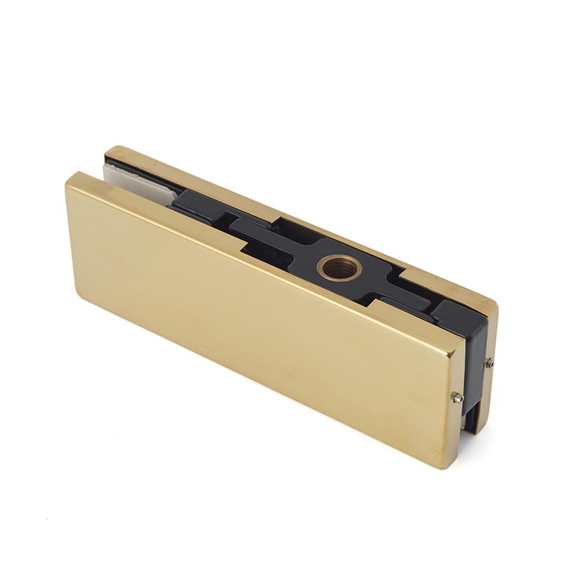 Top Door Patch Fitting Gold Finish PF-020B
