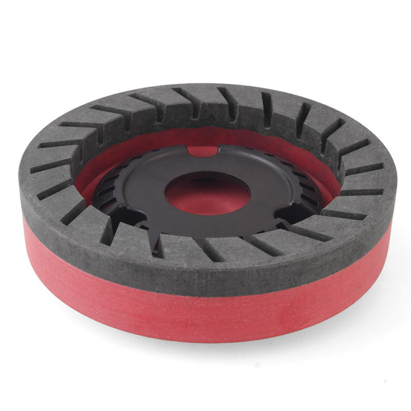 Turbo resin cup diamond grinding wheel for glass processing EN-DIA