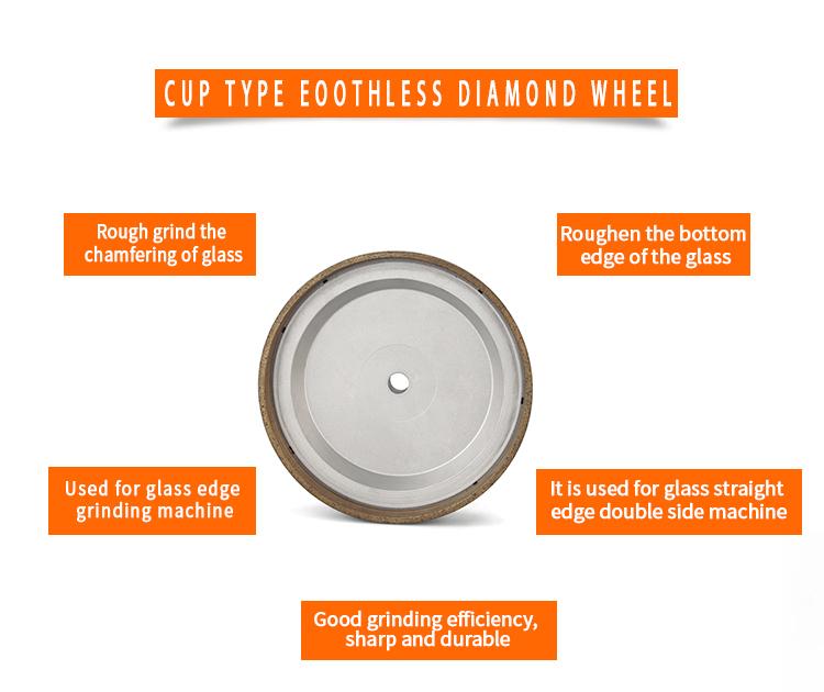 product-Bavelloni Glass Beveling Diamond Grinding Wheel A-BAV-JY-img