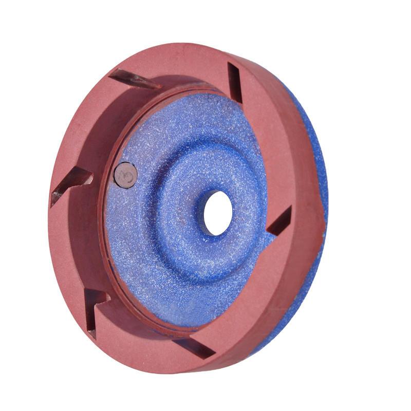 Inner segmented glass resin bowl wheel EN-BOV