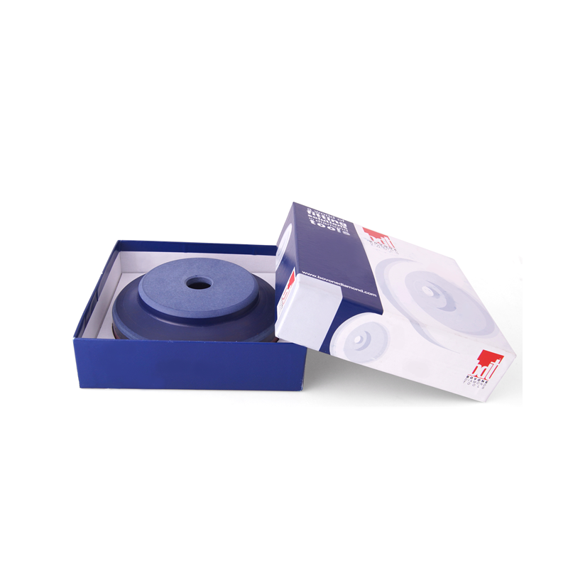 Boven resin bond glass grinding wheel for medium & fine grinding E-BOV