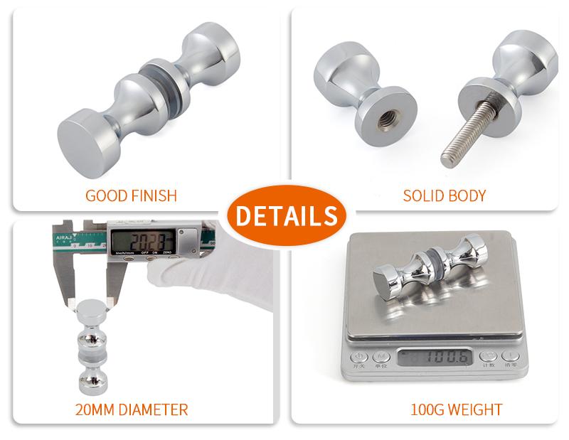 product-Frameless Sliding Glass Door Knobs Small Size SDK-17-JY-img