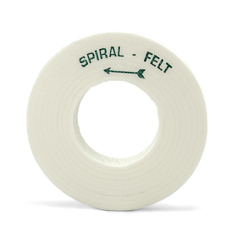 China Spiral Felt Polishing Wheel F-WJ