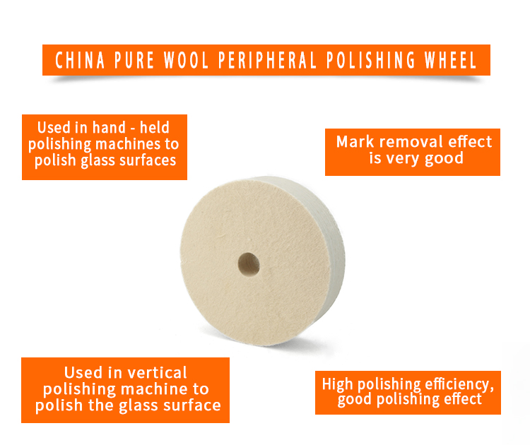 product-China Pure Wool Peripheral Polishing Wheel FP-JY-img