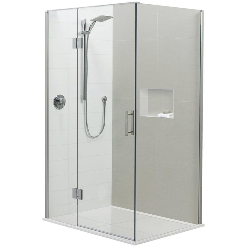 Frameless Shower Pull Door Kits SE003