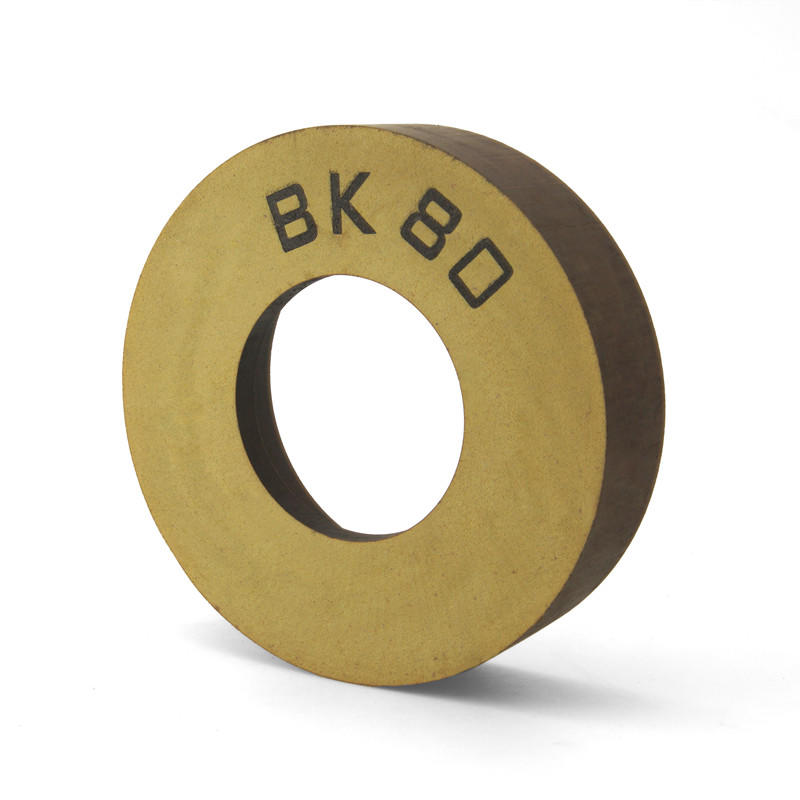 BK polishing wheel cup-shape BK80 polishing wheel for glass BK-B80