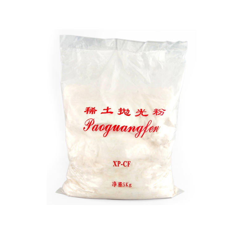 Cerium oxide glass polishing powder for glass CE-W90