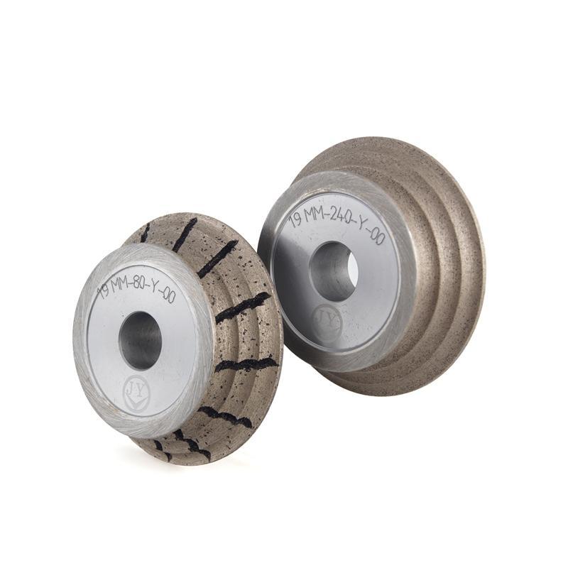 Glass Diamond Peripheral wheel Triple OG glass diamond wheel A-3OG-ZH