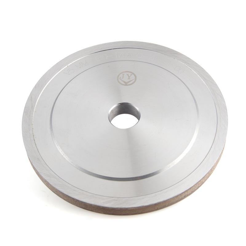 Glass Diamond Peripheral wheel V shapes diamond profile grinding wheel AC-V-ZH