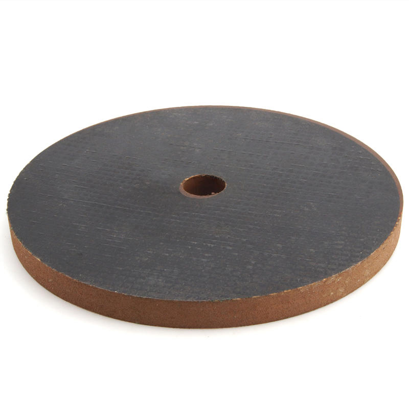 BK Polishing Wheel flat-shape high efficiency polishing wheel BK-FE-E