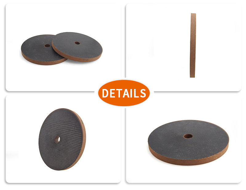 product-BK Polishing Wheel flat-shape high efficiency polishing wheel BK-FE-E-JY-img