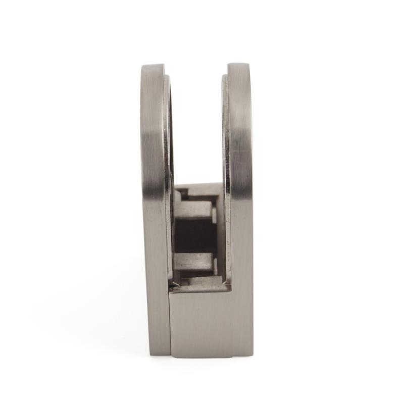Zinc Alloy Glass Handrail Clamps GC-013F