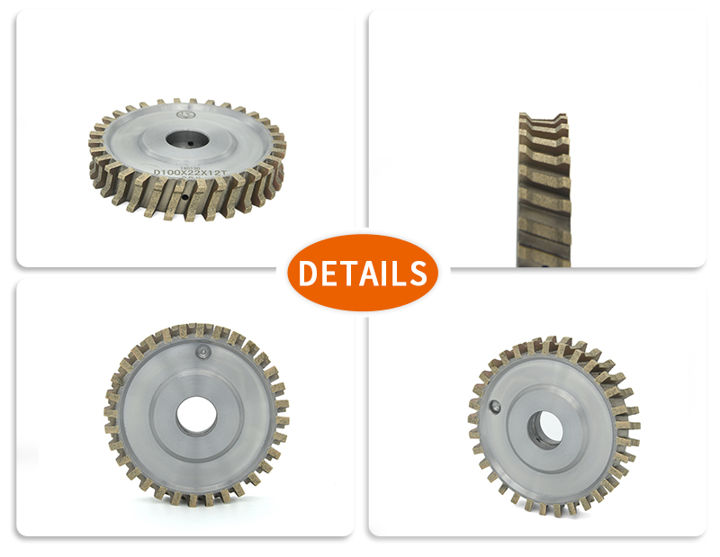product-Glass Diamond Peripheral wheel double edge diamond grinding wheel AS-FA-JY-img