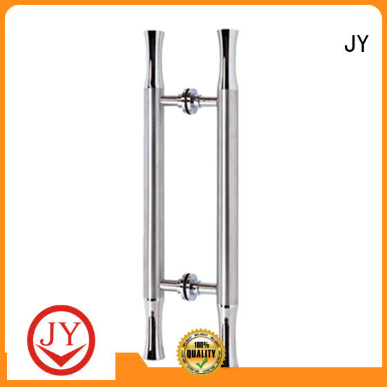 JY shower towel bar for offices for Glass product