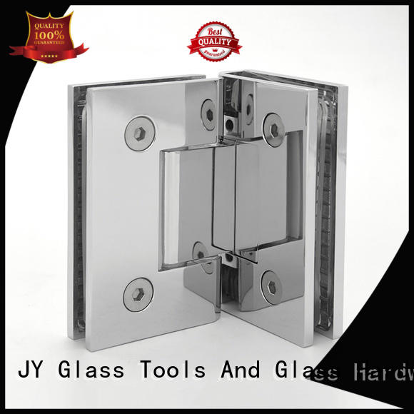 JY glass door hinge