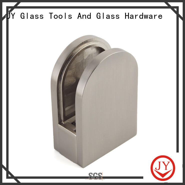 Hot Sale glass railing clips factory for Shower Enclosures