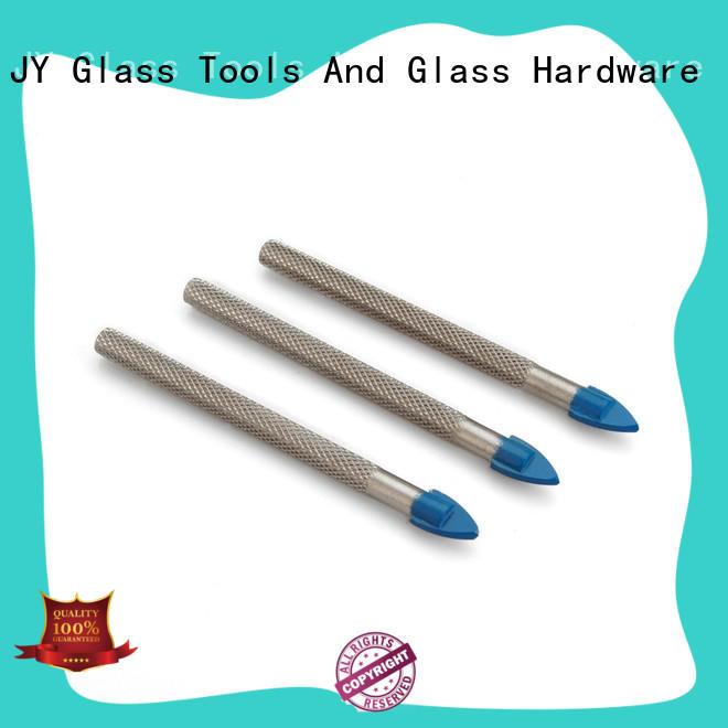 JY glass drill bits directly sale for furniture glass