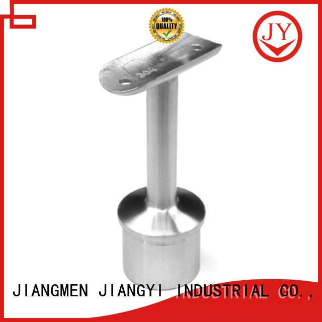 JY handrail clamp fittings Exporter for glass