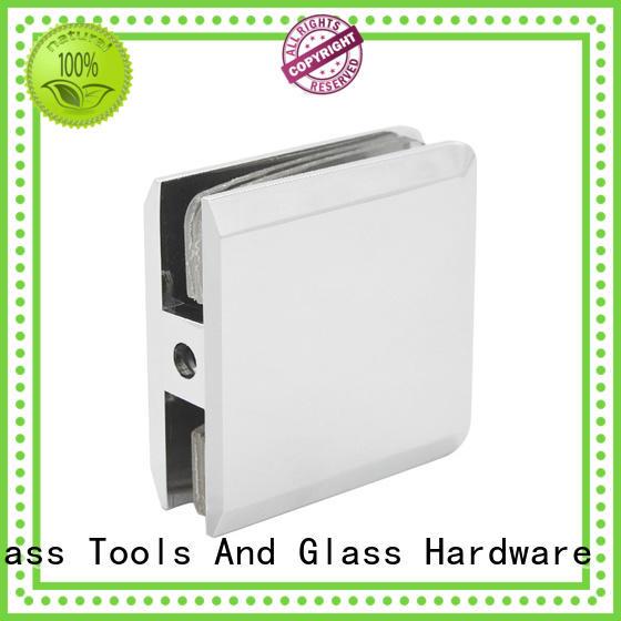 Square Shower Door Glass Clips GC-00CD1S